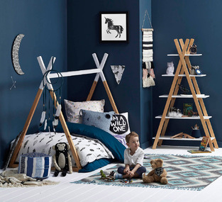Fun kids bedroom photo by Temple & Webster