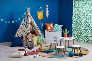 Fun scandi kids playroom - 144-309 photo by Temple & Webster