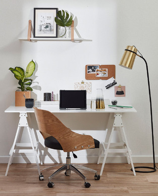 Curated contemporary office photo by Temple & Webster