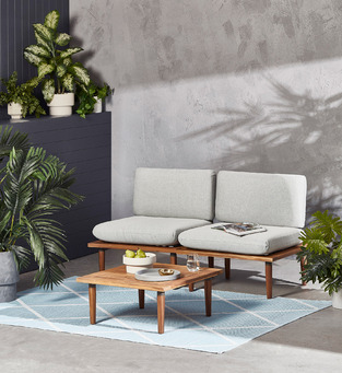 Casual Outdoor Space photo by Temple & Webster