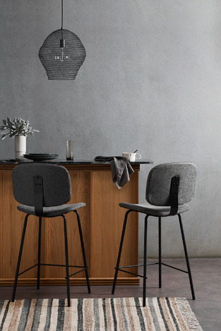 Statement Bar Stools photo by Temple & Webster