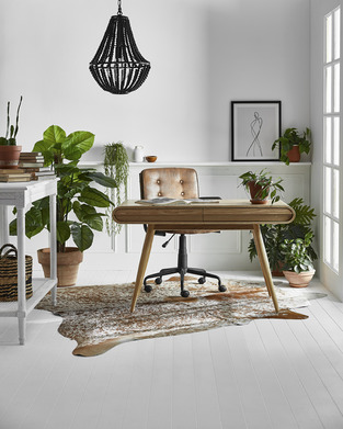 Eclectic Office Space photo by Temple & Webster