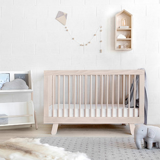 Neutral nursery decorating photo by Temple & Webster