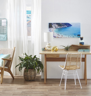 Fresh Coastal Office photo by Temple & Webster