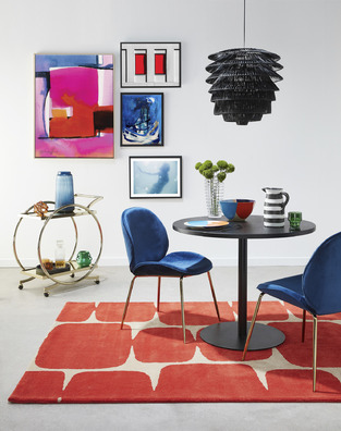 Lively Arthouse Dining Room photo by Temple & Webster