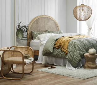 Holiday Bedroom Retreat photo by Temple & Webster