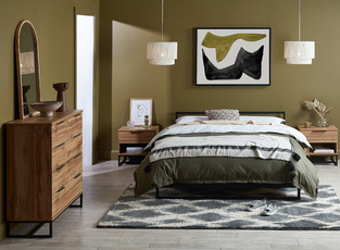 Eclectic Bedroom photo by Temple & Webster