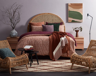 Warm & Cosy Bedroom photo by Temple & Webster