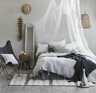 Cosy White Bedroom photo by Temple & Webster