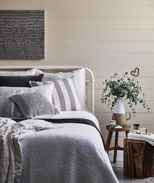 Neutral Guest Bedroom photo by Temple & Webster