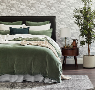 Earthy Tones Inspired Bedroom photo by Temple & Webster