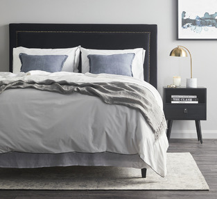 Strong Modern Bedroom photo by Temple & Webster