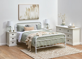 Country Style Bedroom photo by Temple & Webster