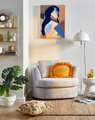 Cosy Casual Living photo by Temple & Webster
