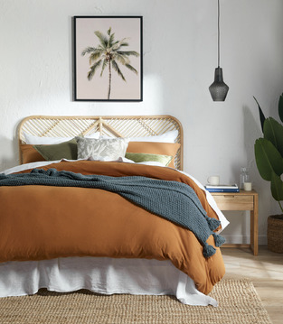 Relaxing Natural Bedroom photo by Temple & Webster
