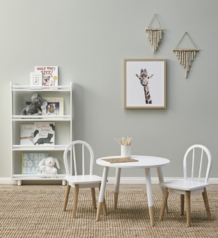 Scandinavian Playroom photo by Temple & Webster