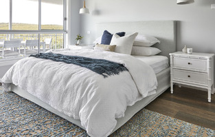 Bright & Breezy Bedroom photo by Temple & Webster